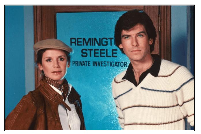 Una y otra vez Remington Steele