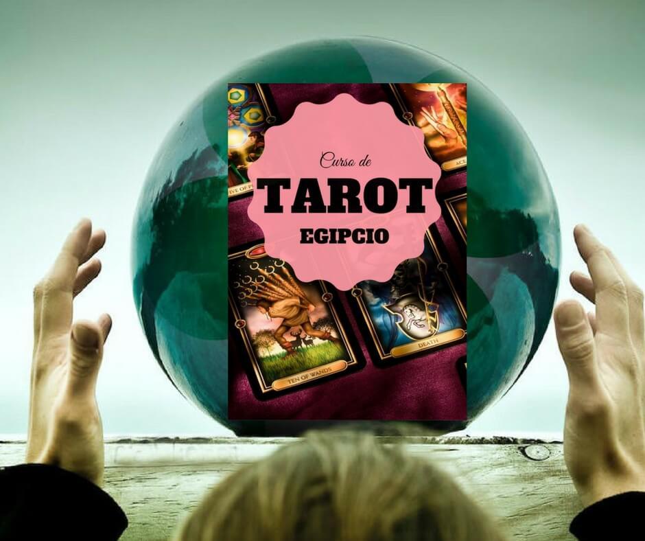 El curso de Tarot Egipcio de Trebolarium