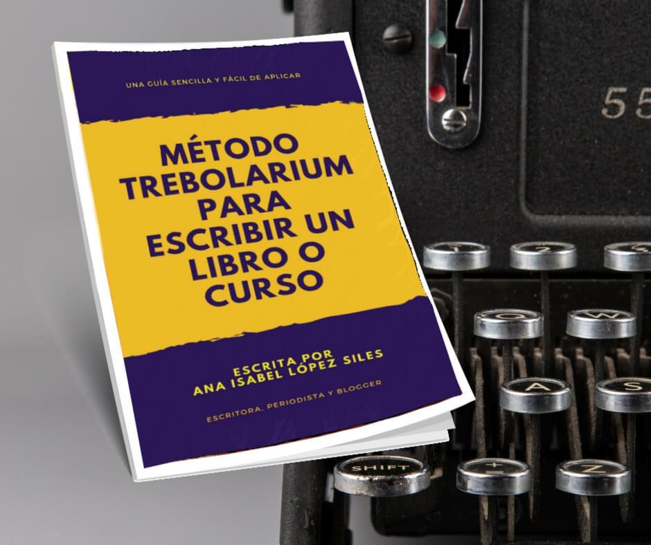 Descarga la guía gratuita del método Trebolarium para escribir un libro o curso