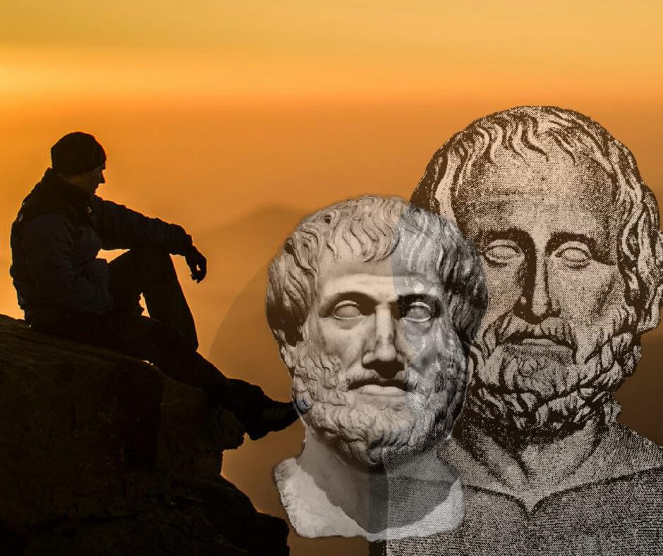 Lo que pensaban los antiguos griegos