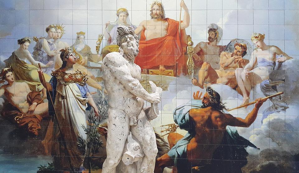 La mitología y la literatura