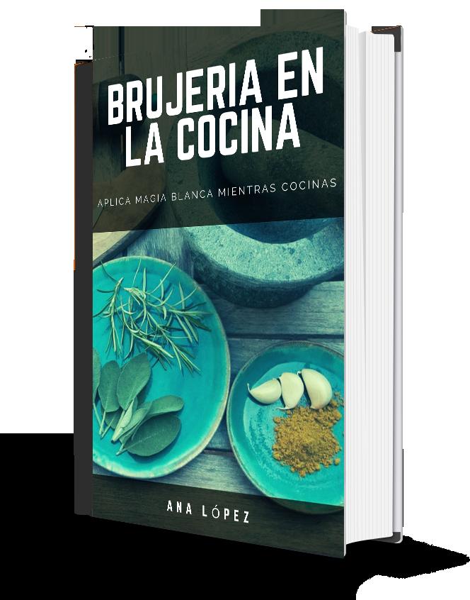"""Primer capítulo del libro """"Brujería en la cocina"""""""