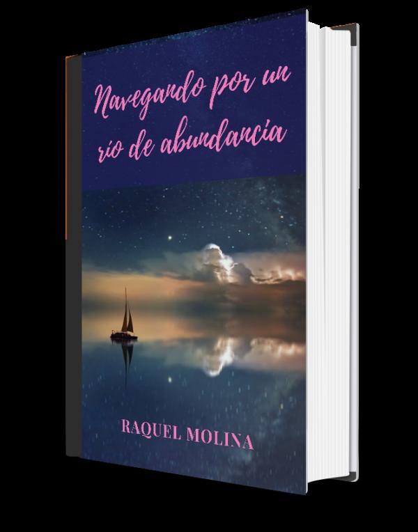 """Portada del libro """"Navegando por un río de abundancia"""""""