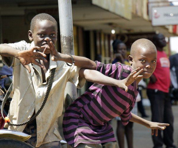 En Uganda, alguien está cumpliendo un sueño