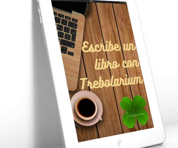 Escribe un libro con Trebolarium (membresía)