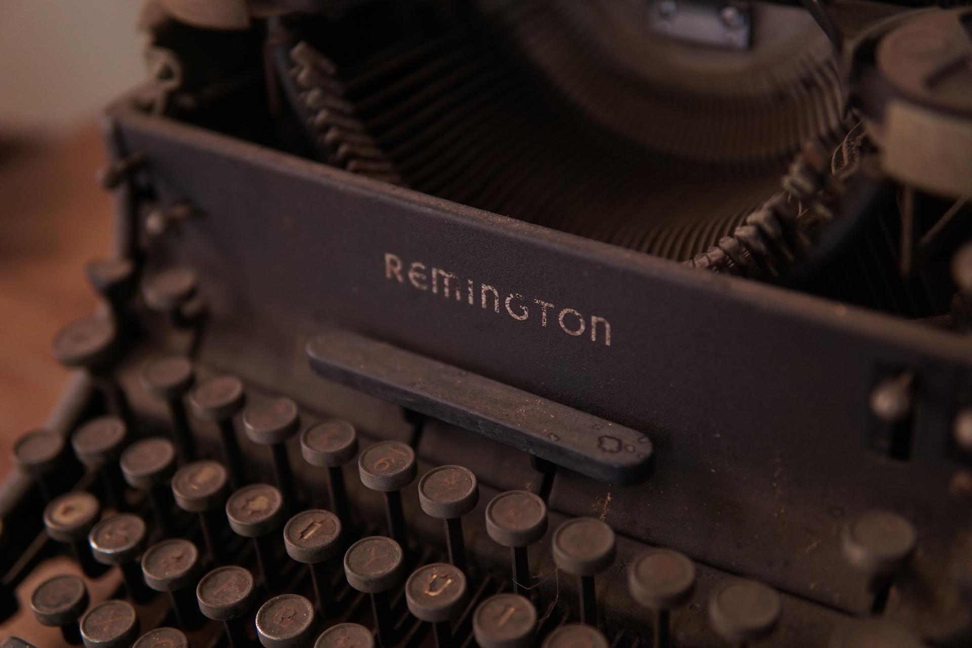 typewriter-5257025_1920