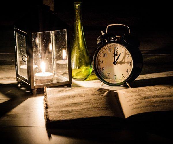 La poesía como inicio de una andadura profesional